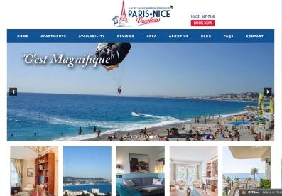 Paris-Nice Vacations